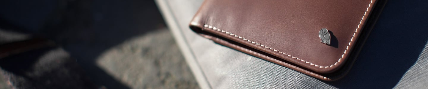 Made from premium vegetable-tanned leathers and backed by a 3 year warranty, Bellroy wallets are designed for a range of uses ...